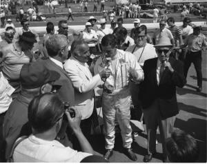 359-69-14 Langhorne Speedway Unser